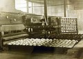 Dough and baked bread loafs, Is-sur-Tille (Cote d'Or), France, February 4, 1919 (32712531620).jpg