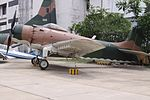 Douglas A-1J Skyraider at the Royal Thai Air Force Museum in 2012.jpg