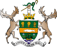 Coat of arms of County Down