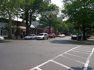 Haddonfield, New Jersey Borough in Camden County, New Jersey, United States