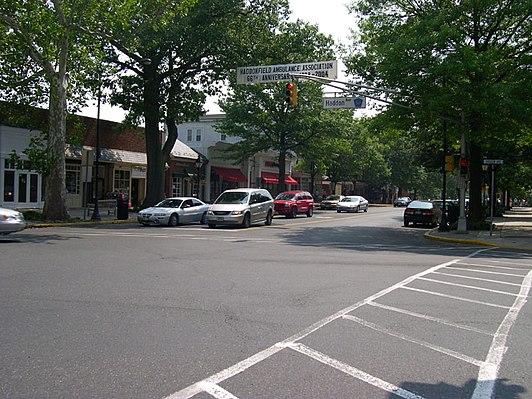 Haddonfield, New Jersey