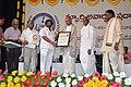 Dr Koneru Satyaprasaad receiving Sphoorti award.jpg