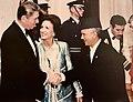 Dr SK Pahari Nepal with President Regan USA.jpg