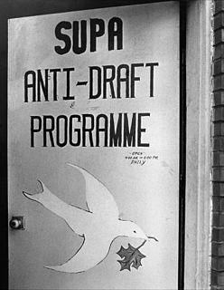 Vietnam War resisters in Canada