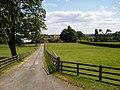 Driveway to Beadlam Grange - geograph.org.uk - 200217.jpg