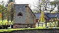 Dumfries House Goose House, view west, East Ayrshire.jpg