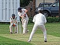 Dunmow CC v Brockley CC at Great Dunmow, Essex, England 23.jpg