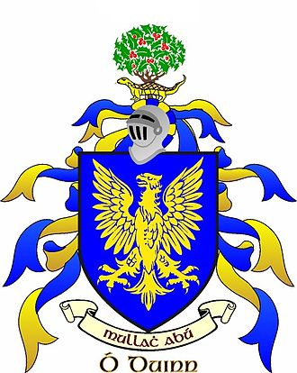Dunne - Dunne Coat of Arms