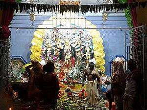 Pattamundai - Durga Puja In Pattamundai