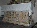 Dussac église autel secondaire.JPG