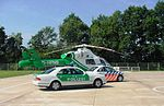 Dutch police car with German helicopter 05.JPG