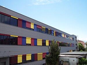 École cantonale d'art de Lausanne - Image: ECAL