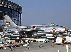 Kuwait Air Force - Kuwait Air Force English Electric Lightning F.53 before delivery in June 1969