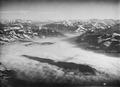 ETH-BIB-Linthebene mit Inselbergen- Oberer und unterer Buchberg v. N. W. aus 2500 m-Inlandflüge-LBS MH01-000247.tif