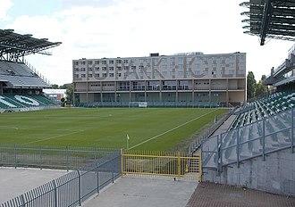 Győri ETO FC - ETO Park