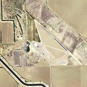 Eagle Field (airport) - USGS 2006 orthophoto