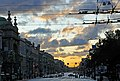 Early morning on Nevsky Prospekt.jpg