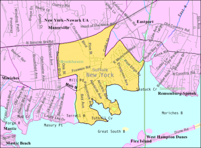 East Moriches