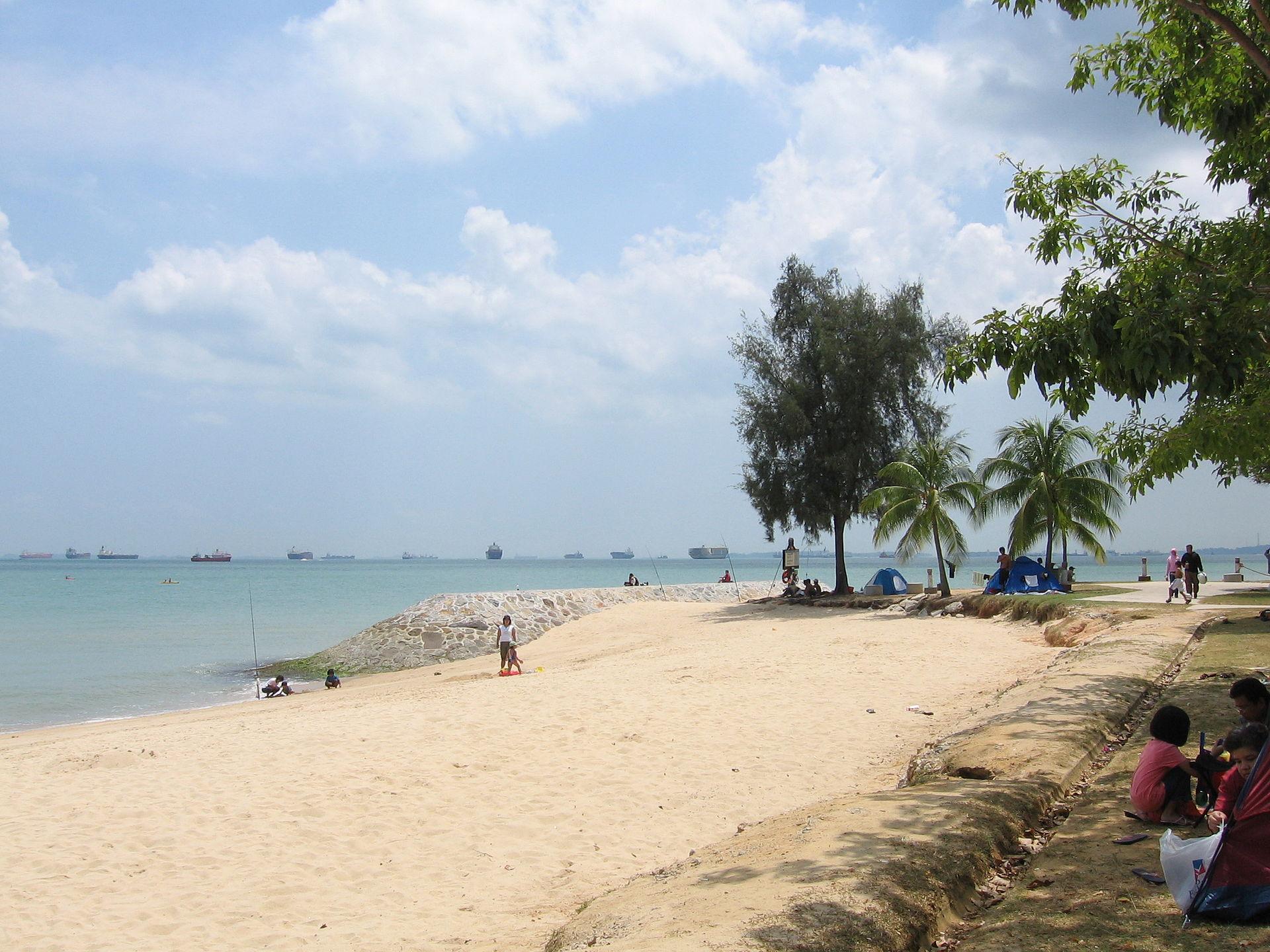 estrecho de singapur
