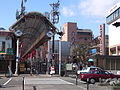 East Entrance of Gondo Arcade Nagano City.jpg
