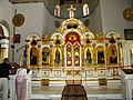 East Jerusalem, Mount of Olives, Russian Monastery of Ascension on the Mount of Olives; (interior 5) 11-3000-100.jpg