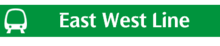 East West Line logo.png