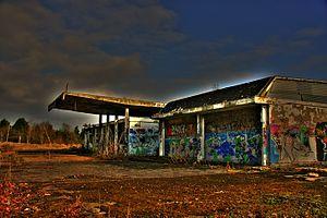 East Horndon - Image: East horndon petrol station