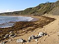 Eastern end of Ringstead Bay shingle beach - geograph.org.uk - 266874.jpg