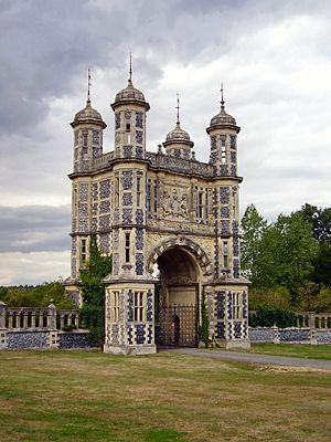 Eastwell Park - Eastwell Towers