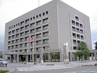 Ebina, Kanagawa City in Kantō, Japan