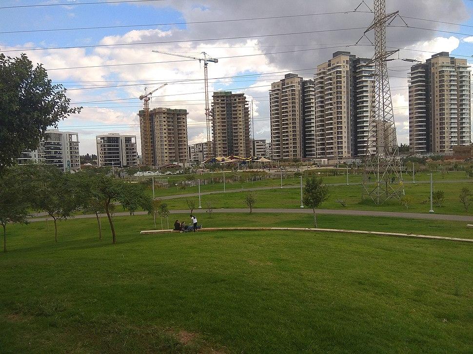 Eco park Hadera