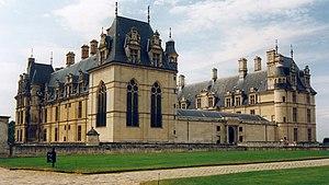 """Maison d'éducation de la Légion d'honneur - The """"château d'Écouen"""""""