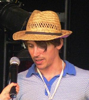 Ed Petrie - Petrie at the 2011 Glastonbury Festival
