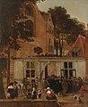 Een promotie aan de Leidse Universiteit omstreeks 1650, SK-A-2720.jpg