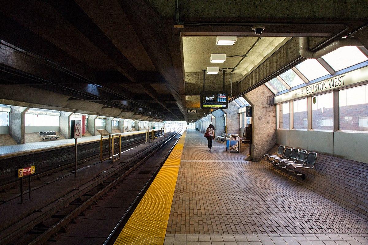 Eglinton West Station Wikipedia