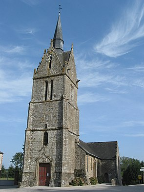 Eglise Saint-Aignan, Sept Forges, Orne, France 01.JPG