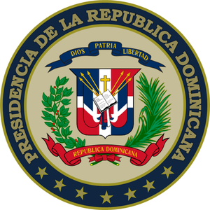 Law of the Dominican Republic - Image: El Simbolo Del Presidencia Dela Republica Dominicana