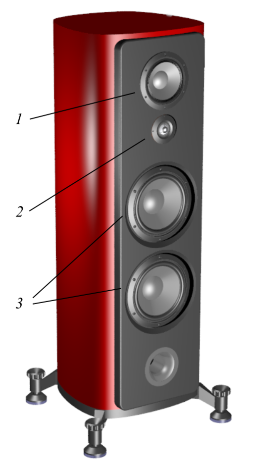 Loudspeaker - The complete information and online sale with