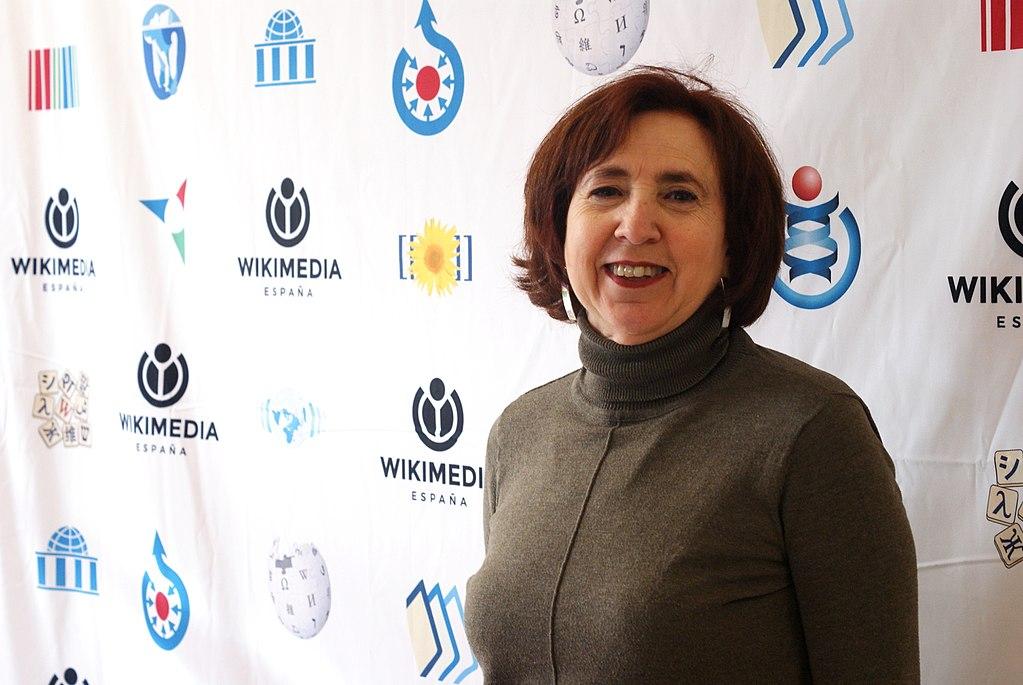 Elena Sanz en la Asamblea Anual de WMES de 2018