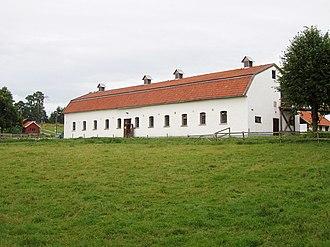 Stable - Image: Elfvik farm 02