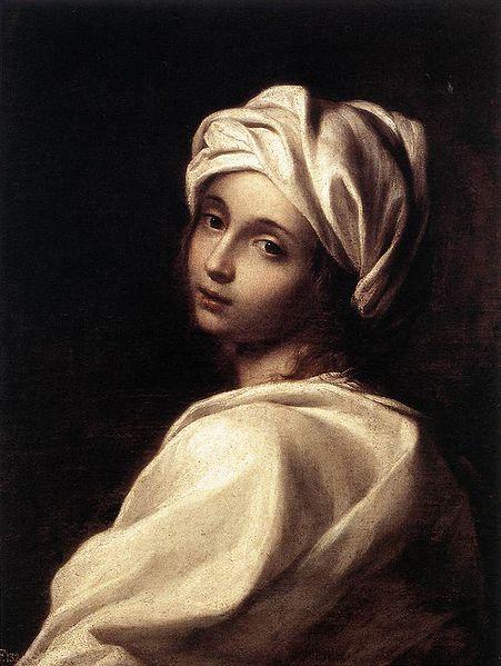 File:Elisabetta Sirani Retrato de Beatrice Cenci 1662 GN Arte Antica.jpg