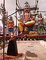 Ellai Muniyappan Temple, Madhaiyan St, Arisipalayam, Salem, TN, IND - panoramio (4).jpg