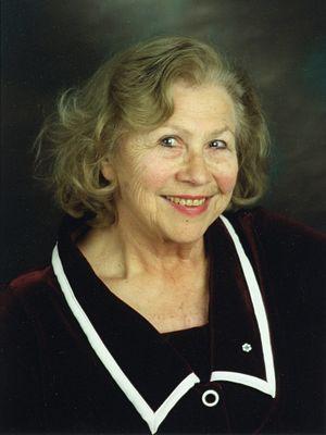 Ellen Burka - Image: Ellen Burka portrait