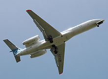 Embraer ERJ 145 family - Wikipedia, the free encyclopedia