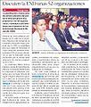 En el marco de las Vistas Públicas de la END en el Congreso Nacional, en representación de la juventud dominicana, vía UNICEF..jpg