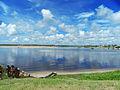Encontro do rio com o mar, em Barra Nova, Espírito Santo.JPG