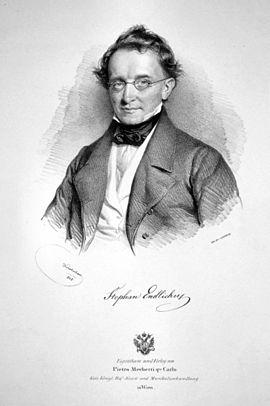 Stephan Ladislaus Endlicher