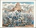 Entrée des Alliés dans Pékin, le 22 octobre 1860. Entrance of the Allyed in Pekin, the 22nd October 1860.jpg