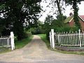 Entrance to Dilham Hall - geograph.org.uk - 523404.jpg