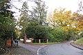 Entrance to Woodcote, Woodcote Lane - geograph.org.uk - 1578944.jpg